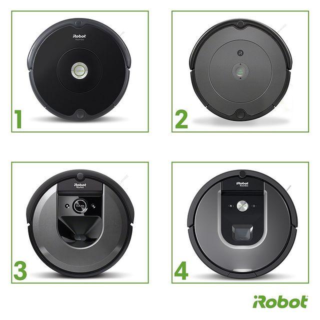 Senin Roomba robot süpürgen hangisi? 💚🤖  #Roomba #iRobot #RobotSüpürge